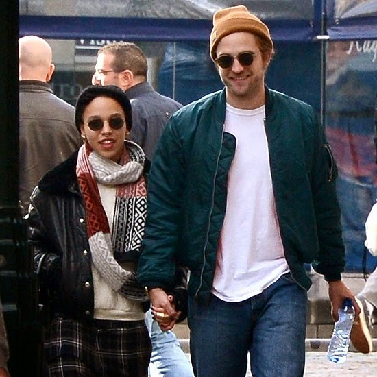 Robert Pattinson And FKA Twigs Are Getting Married