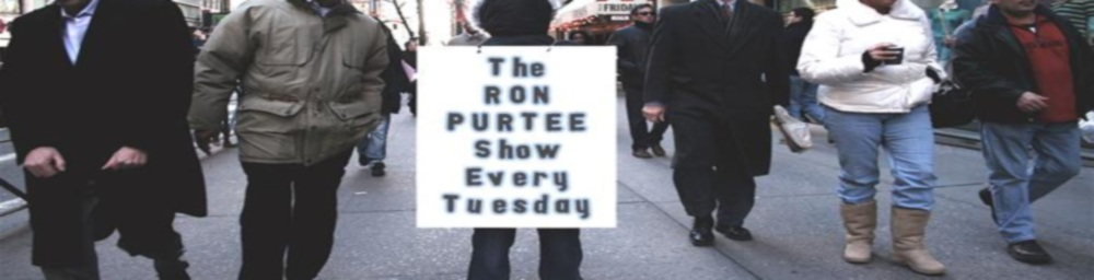 RonPurtee.com - The Official Site of The Ron Purtee Show