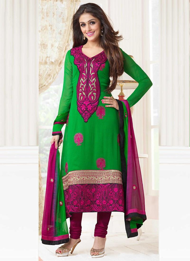 Classic Churidar Punjabi Suits 2014pu Missy Lovesx3