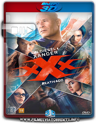 xXx: Reativado Torrent