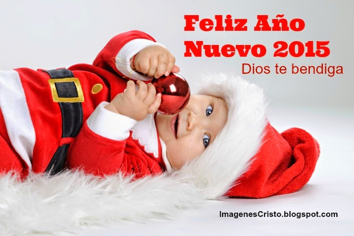 Imágenes Cristianas de Feliz Navidad 2014 y Año Nuevo 2015