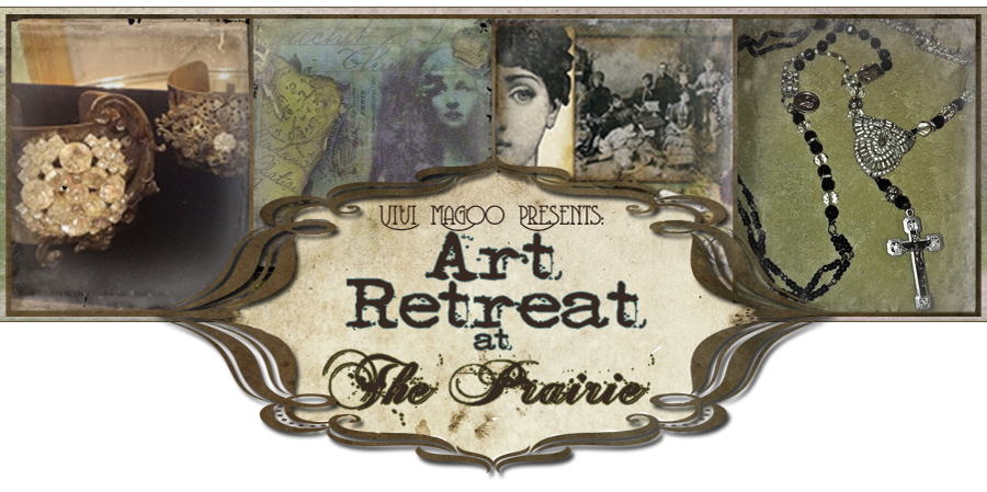 Art Retreat at the Prairie