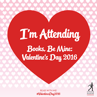 I'm Attending Books, Be Mine!