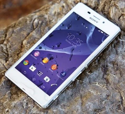 Sony Xperia M2 Aqua Android Phone Harga Rp 3 Jutaan