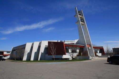 Cathédrale Ste-Anne, La Pocatière, Québec