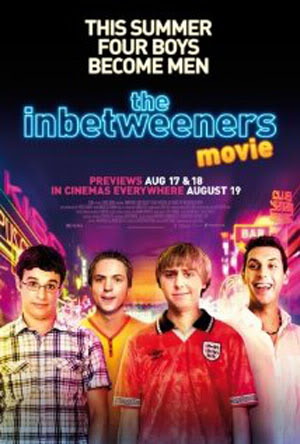 Kẹt Giữa - The Inbetweeners Movie