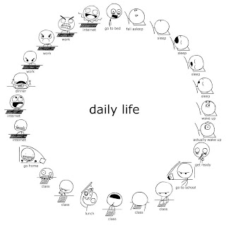 Daily Routine LIfecyle