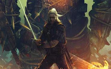 #6 The Witcher Wallpaper
