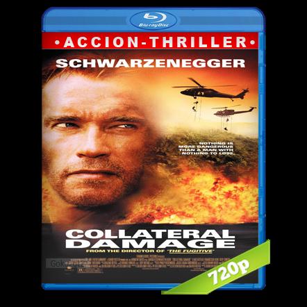 Daño Colateral (2002) HD720p Audio Trial Latino-Castellano-Ingles 5.1