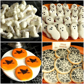 Comidinhas para Halloween