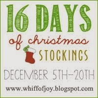 16 Days of Christmas Stockings