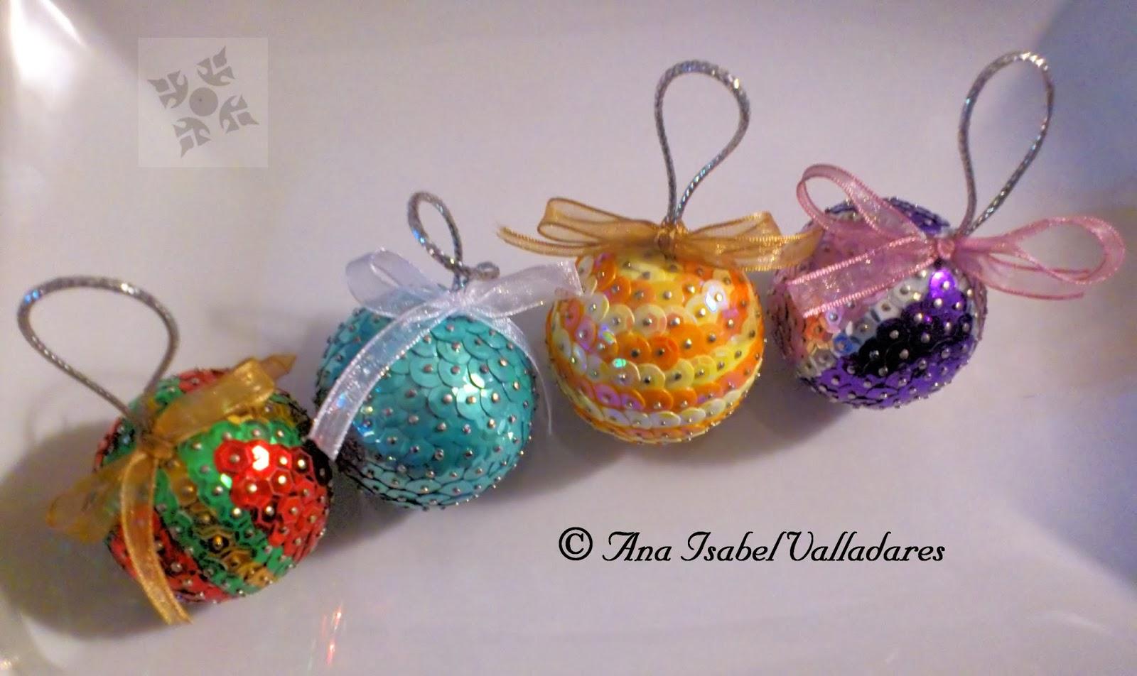 bolas de navidad pequeas