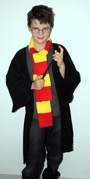 Harry Potter Book Kmart ~ Kiwi at heart book week parade