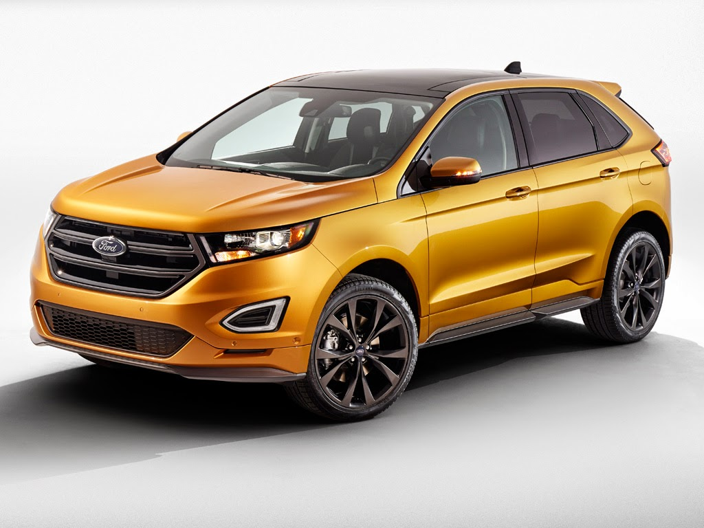 2015 Ford Edge Sport Certified As Highest-Performing Edge To Date
