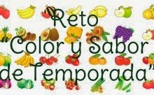 Reto Color y Sabor