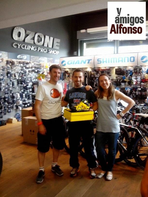 Sorteo Zapatillas Mavic - Ozone - Alfonsoyamigos