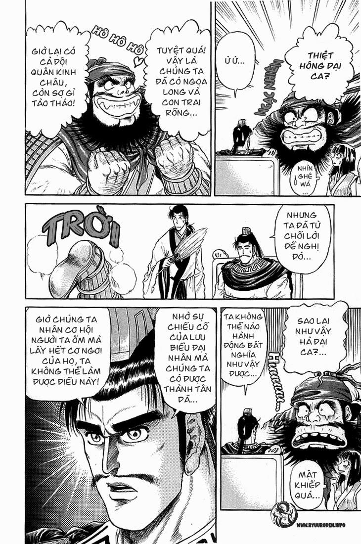 Chú Bé Rồng - Ryuuroden chap 10 - Trang 43