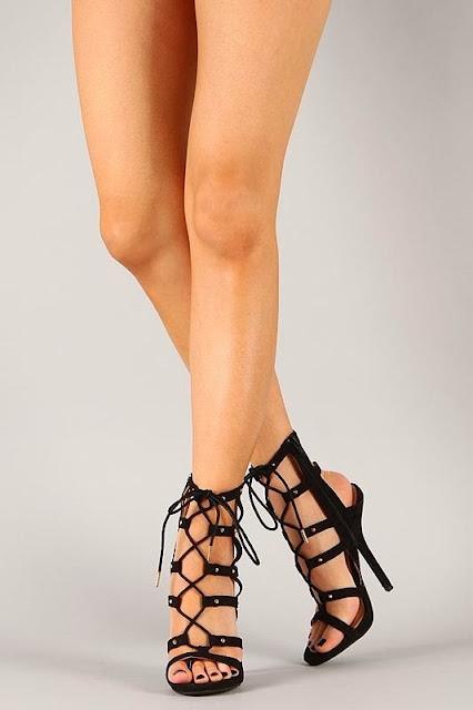 Yeni Moda Bayan Alçak Topuklu Ayakkabılar