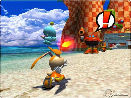 Sonic Heroes Cheats for PC