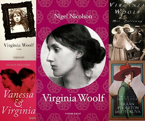Virginia Woolf Leena Lumissa
