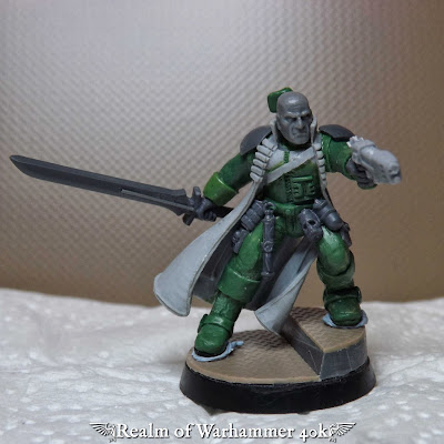 Ordo Xenos Inquisitor Conversion