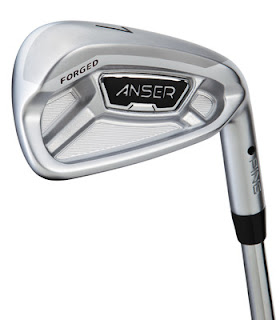 Ping anser forged iron set