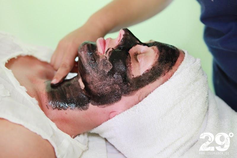 stor massage ansiktsbehandling
