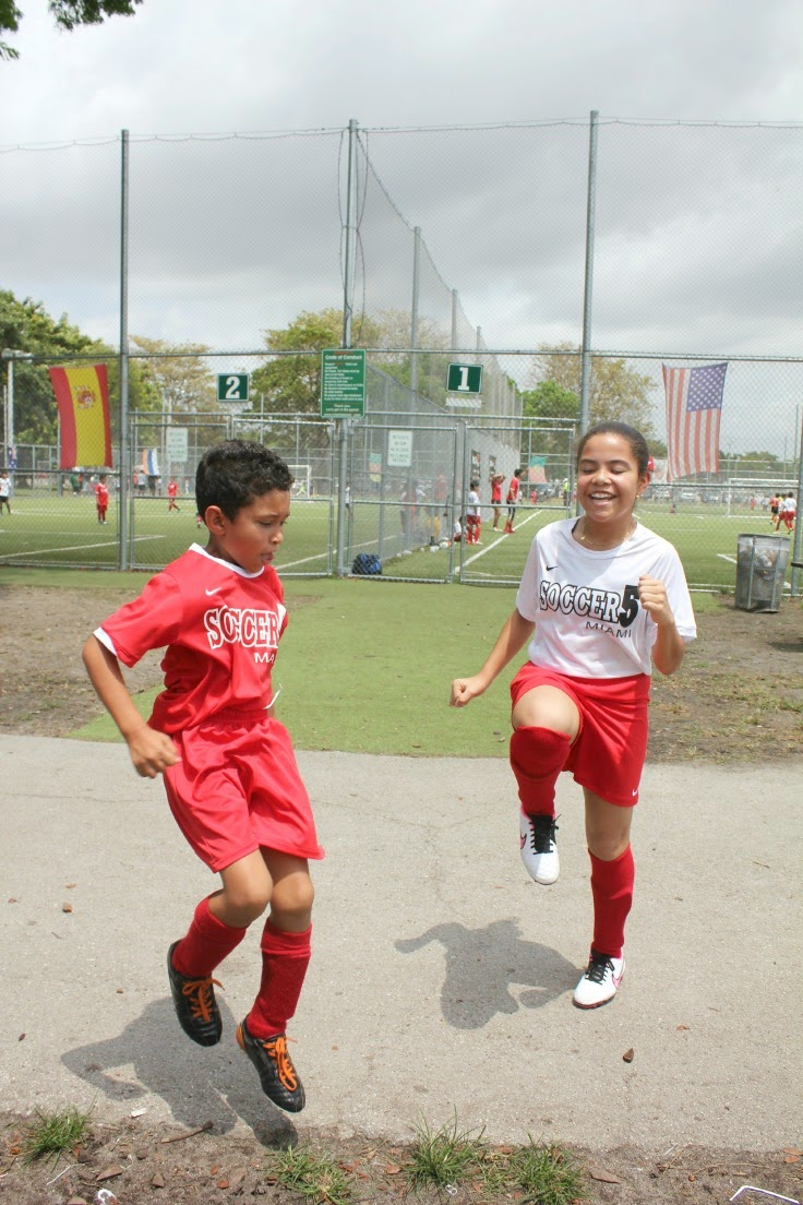 10 minute youth soccer warm-up! #SidelineHero #ad