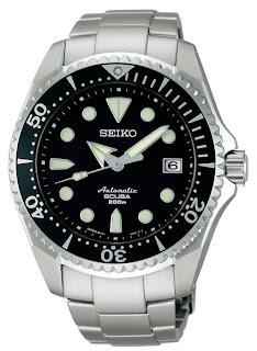 Montre Seiko Scuba Titane SBDC007