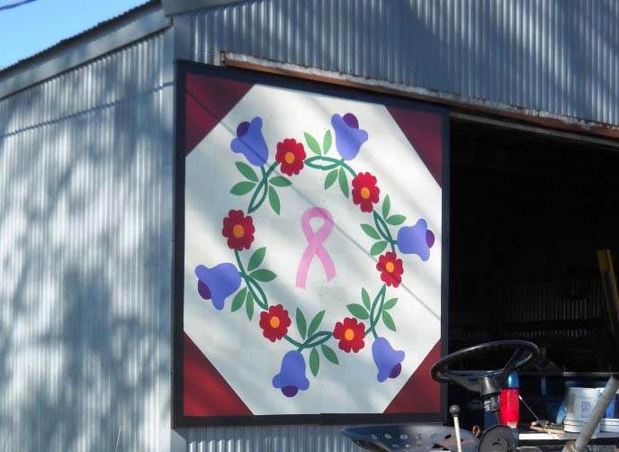 Barn Quilts and the American Quilt Trail: Great Guns in Louisiana : louisiana quilt trail - Adamdwight.com