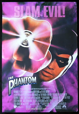 Watch The Phantom 1996 Hollywood Movie Online | The Phantom 1996 Hollywood Movie Poster