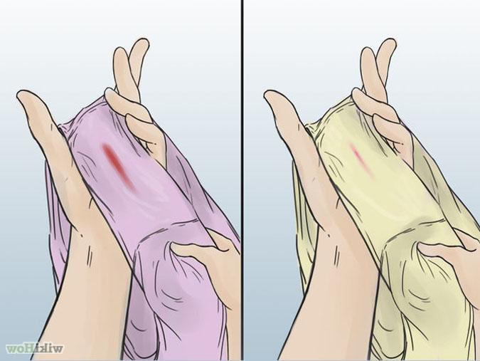 clomiphene menstruation symptoms