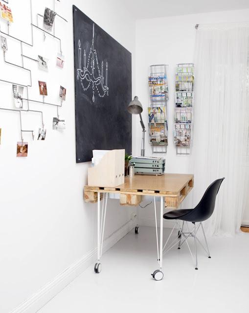 Un bureau inspirant