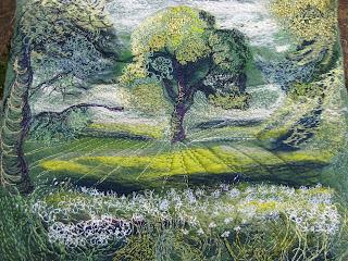 Michaela Gyetvai, 'Abbey Fields'