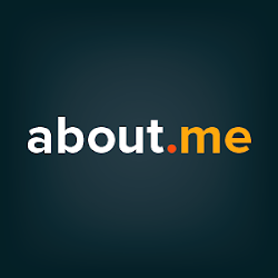 صفحتي الرسمية لموقع about.me