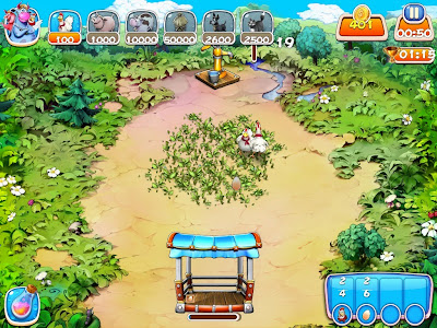努力重建災後的農場,瘋狂農場:颶風季節 Farm Frenzy Hurricane Season 綠色免安裝版+修改器!