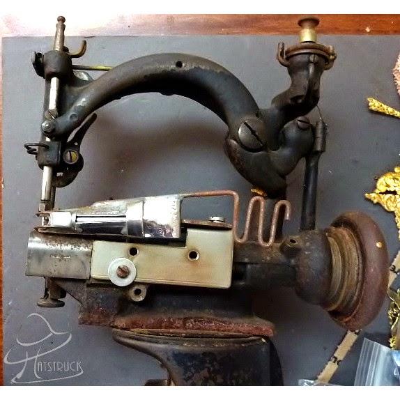 millinery sewing machine