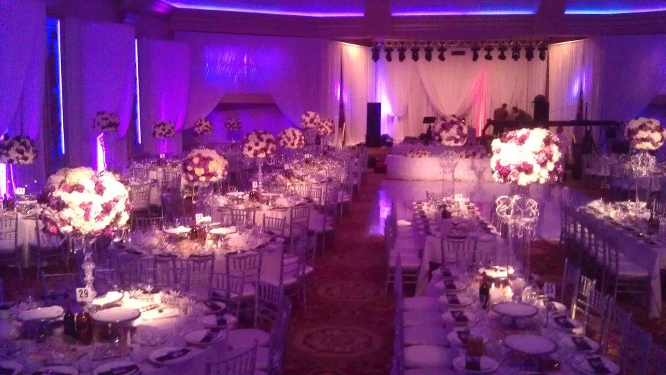BeDazzle My Events: Wedding at the Palladio Banquet Hall in Glendale CA