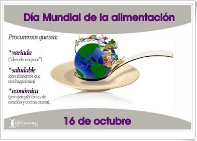 Día Mundial de la Alimentación (16 de octubre)