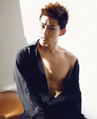Kim Soo Hyun Plastic Surgery Before