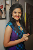 Sri Mukhi latest Photos at Muse Arts Gallery-thumbnail-6