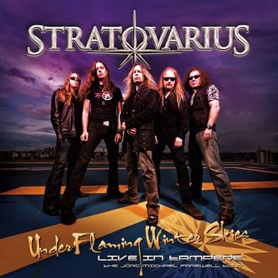 STRATOVARIUS - Under Flaming Winter Skies - Live In Tampere