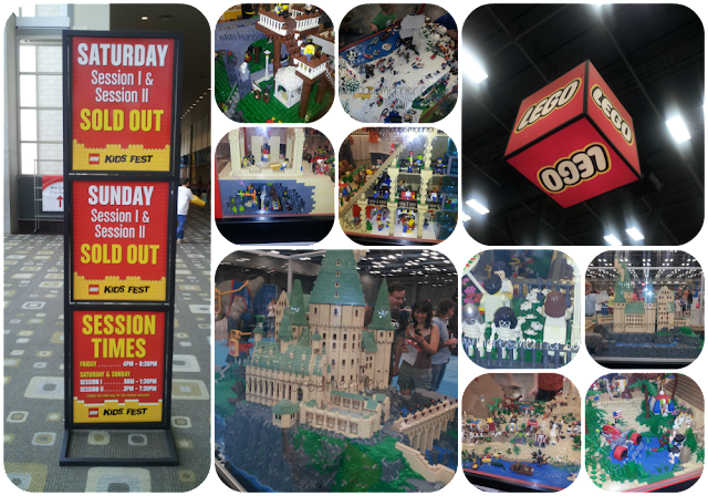 What kind of parent review would it be if you didn't know tickets at LEGO KidsFest were SOLD OUT