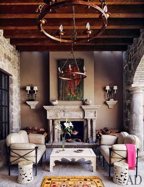 New Home Interior Design A Designer Couple 39 S Mexico Retreat