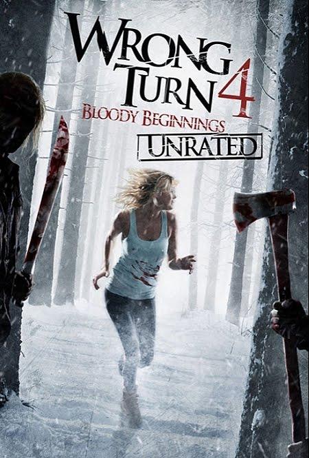 Wrong Turn 4 Stream kostenlos anschauen