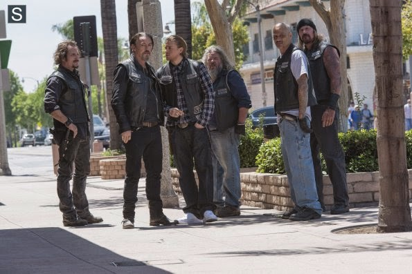 "Sons Of Anarchy - Black Widower - Review: ""The Journey Ahead"""