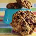 Biscuits santé - citrouille, chocolat et avoine