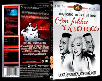 Con Faldas y a lo Loco [1959] español de España megaupload 2 links, cine clasico