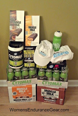 ZOOMA Chicago Cytomax Muscle Milk