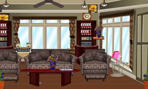 Sunlit Room Escape